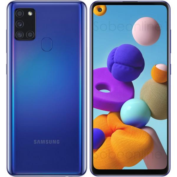 Samsung Galaxy A21s-Blue2-