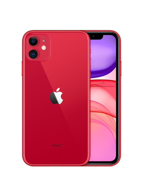 iphone11 red select 2019 GEO EMEA