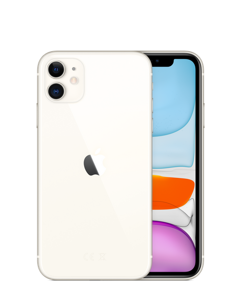 iphone11 white select 2019 GEO EMEA
