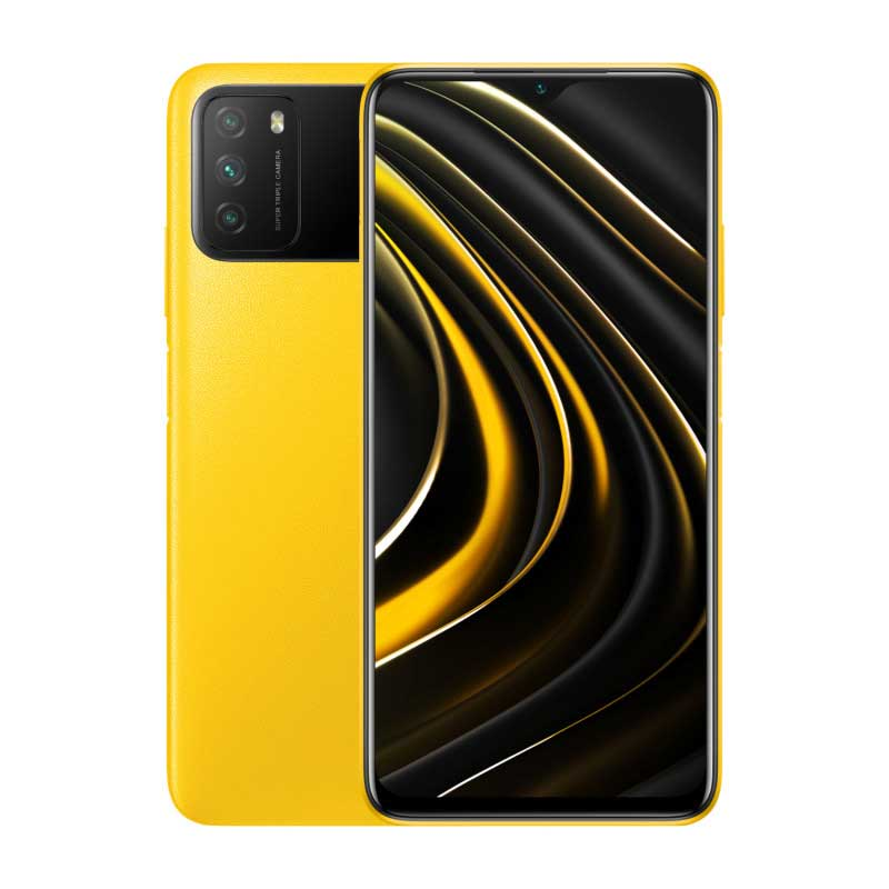 pocom3 yellow web min