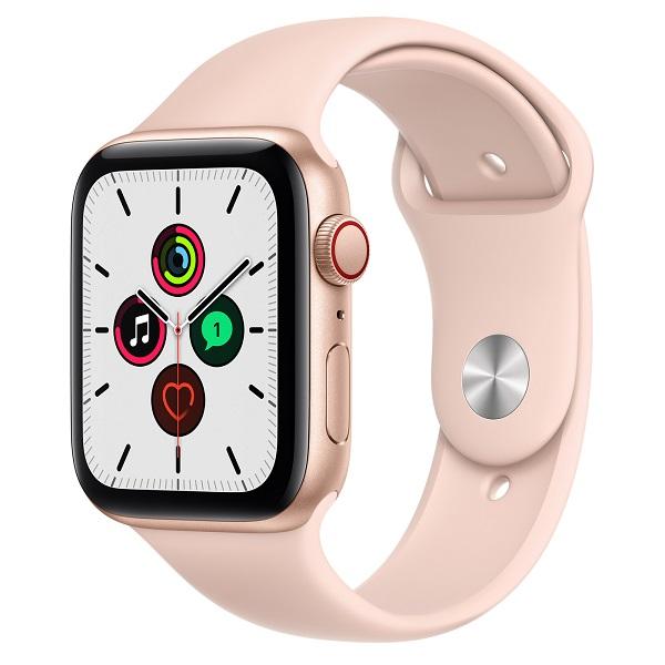 apple watch se 44 gold