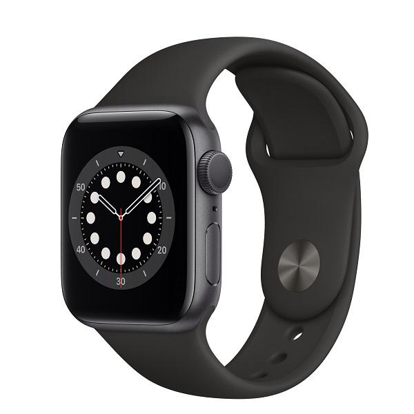 apple watch series6 40 black
