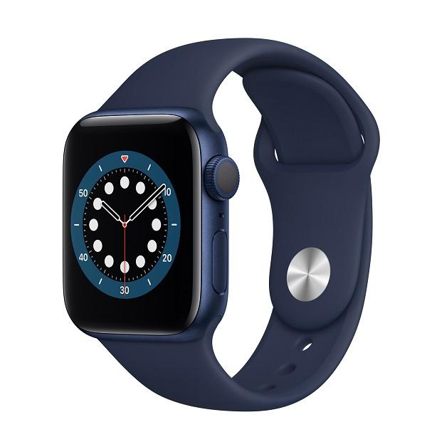 apple watch series6 40 blue