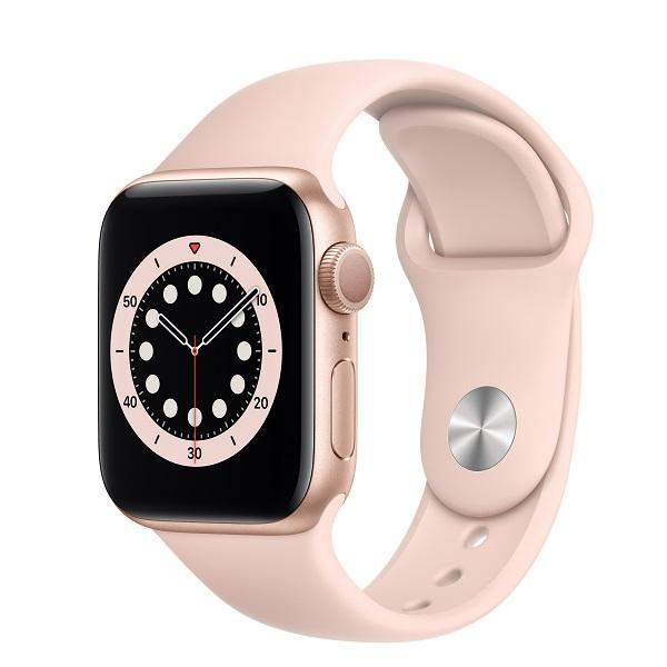 apple watch series6 40 gold