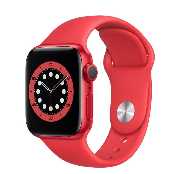 apple watch series6 40 red