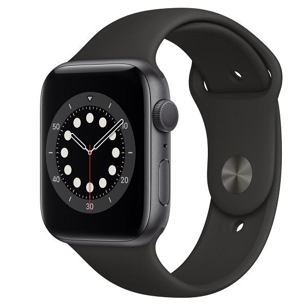 apple watch series6 44 black