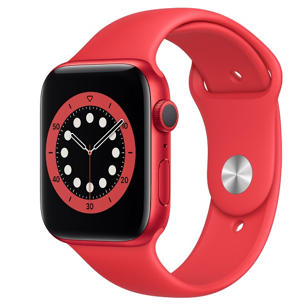 apple watch series6 44 red