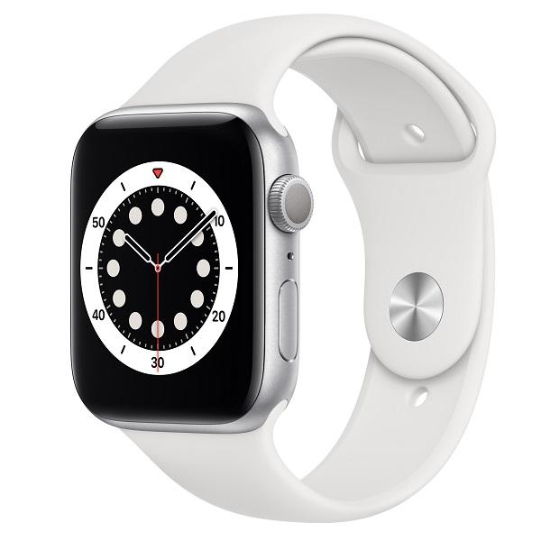 apple watch series6 44 silver