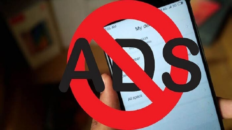 remove ads miui